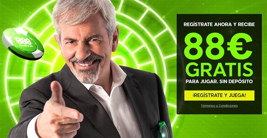 juegos disponibles 888 casino