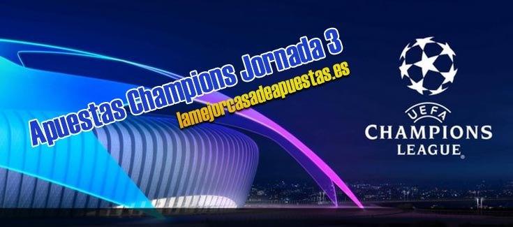 apuestas champions jornada 3
