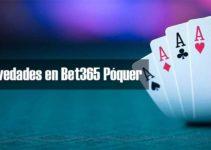 Liquidez compartida y muchas novedades en Bet365 poker