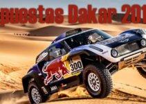 Apuestas y pronósticos para el Rally Dakar 2020