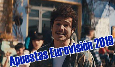 apuestas eurovision 2019