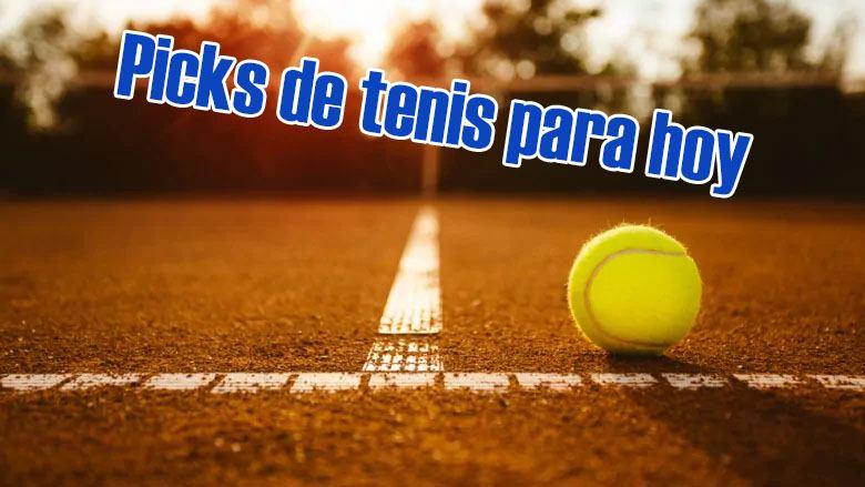 picks tenis apuestas pronosticos