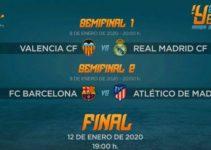 Apuestas para la Final de la Supercopa de España 2020