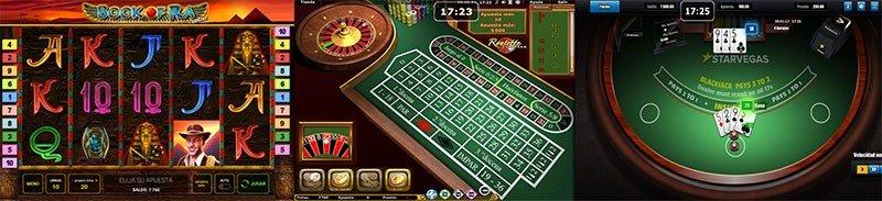 juegos de casino starvegas