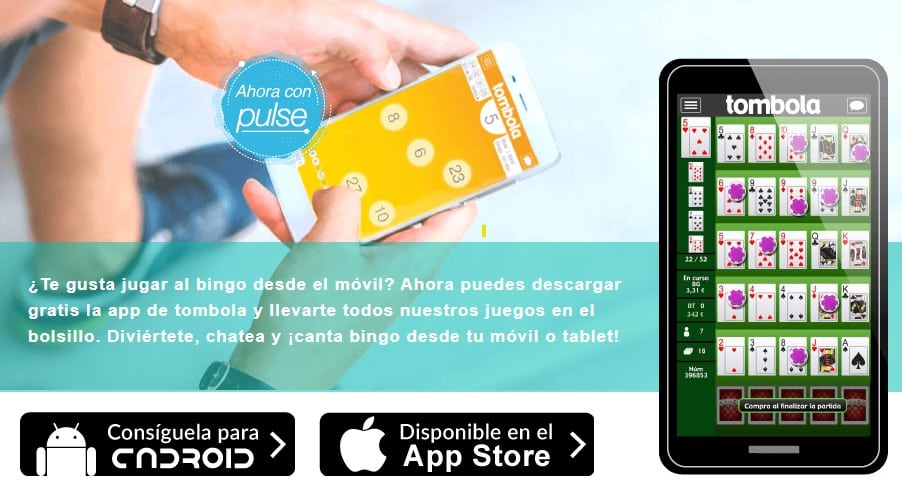 app movil tombola