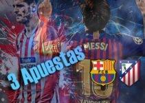 Apuestas Barcelona Atlético de Madrid