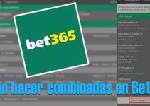 ¿Cómo hacer una combinada en Bet365?