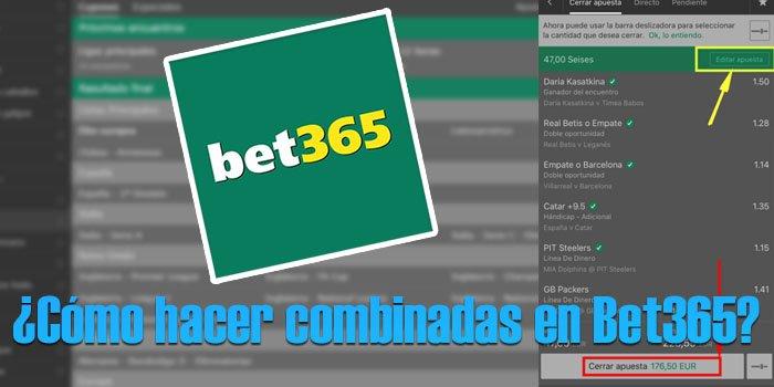 como hacer una combinada en bet365