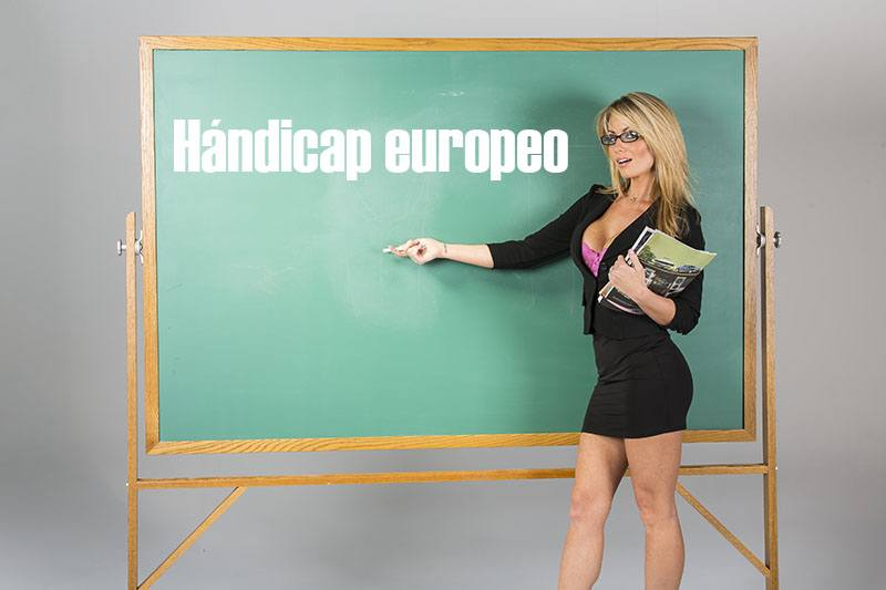 handicap europeo