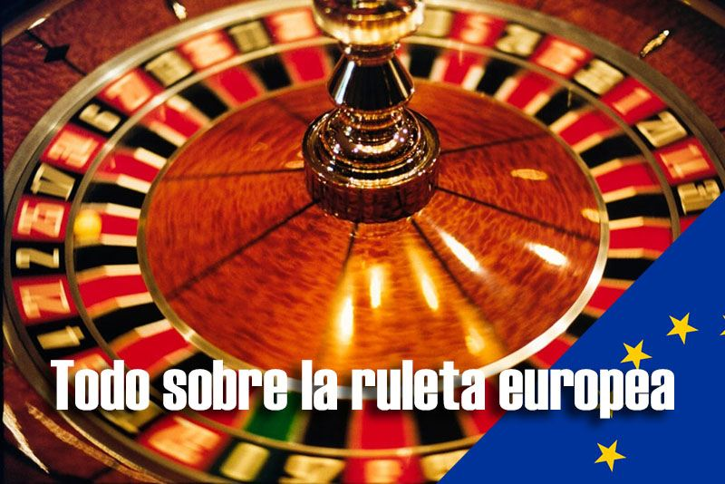 ruleta europea 1