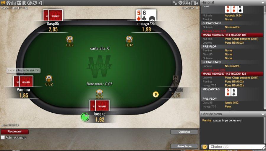 poker winamax