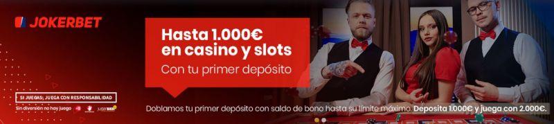 bonos casino jokerbet