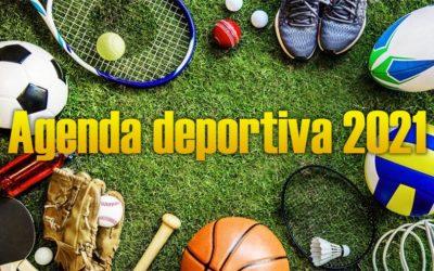 agenda deportiva 2021b