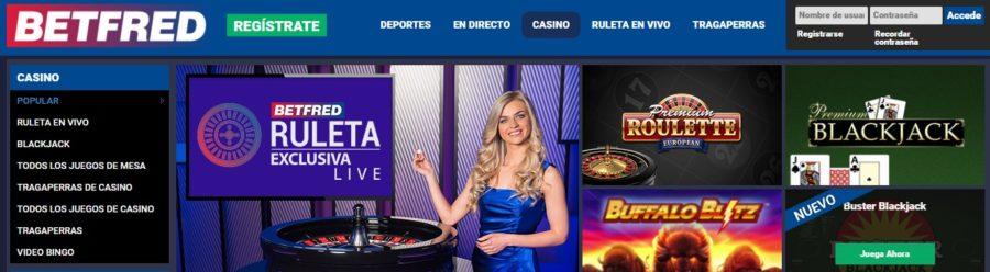 Betfred casino opiniones