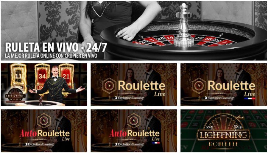 ebingo casino ruletads