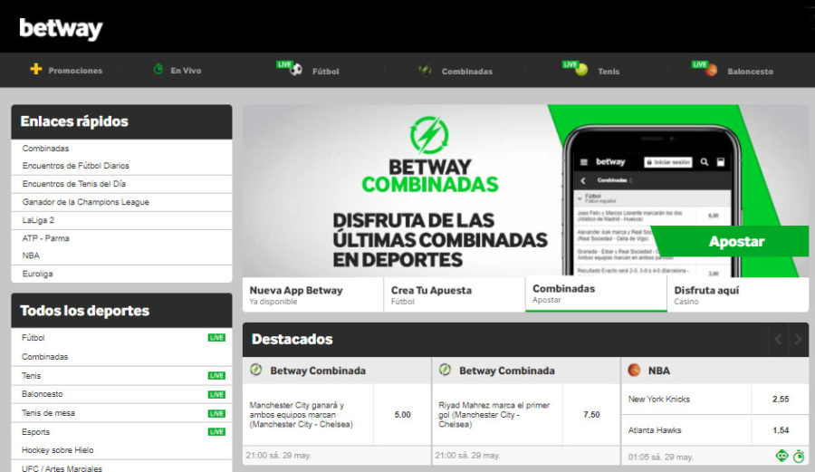 opiniones betway rd2