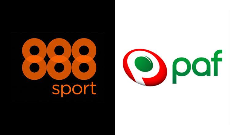 888 Sport o PAF
