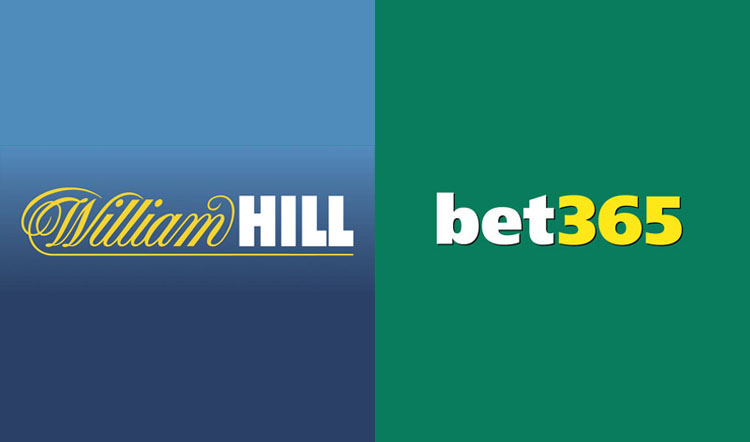 bet365 o william hill