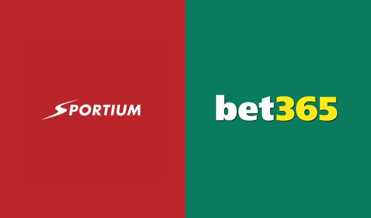 sportium o bet365